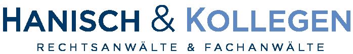 Logo der Kanzlei Hanisch und Kollegen in Berlin