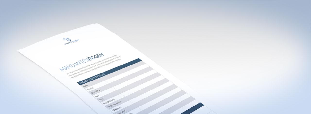 Kanzlei Hanisch & Kollegen Berlin | Kanzlei Formular